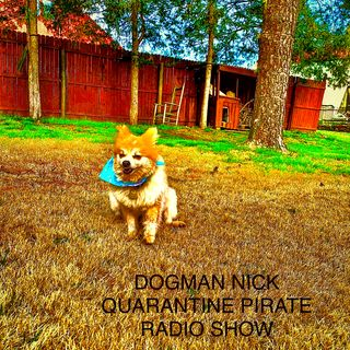 DOGMAN NICK'S QUARANTINE PIRATE RADIO SHOW #9 (MDFAYP EP. 121)