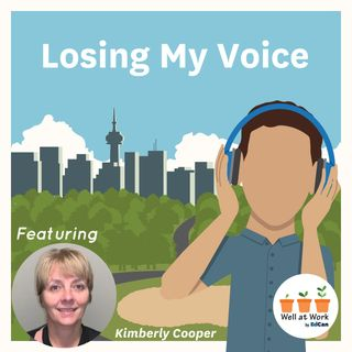 Losing My Voice with Kim Cooper