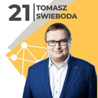 Tomasz Swieboda-o przedsiębiorcach wariatach-Managing Partner Inovo Venture Partners