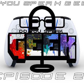 Episode 25 (DualSense, Final Fantasy 7 Remake, Dana White's Island and more)