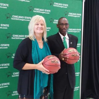 Lance Irvin, New Chicago State Men's Basketball Head Coach Interview