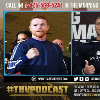 ☎️Canelo vs Sergiy Derevyanchenko is Being Considered For a Super-Middleweight Fight on Sept 14th🔥