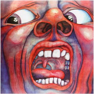 The best of King Crimson - In the Court of the Crimson King