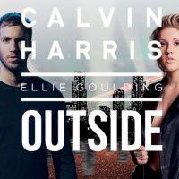 Calvin Harris Outside ft Ellie Goulding