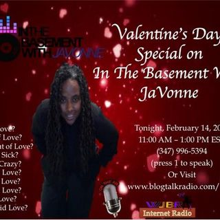 Valentine's Day In The Basement With JaVonne