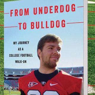 "#9: ""From Underdog to Bulldog"" author Candler Cook + AAF Week 7 Recap"