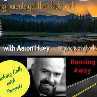 Running Away: Coaching Calls with Parents