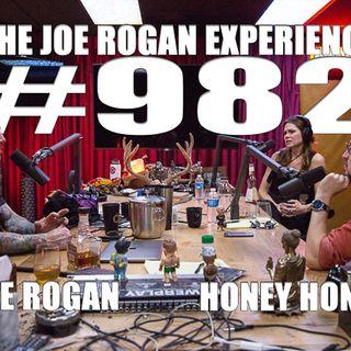 #982 - Honey Honey