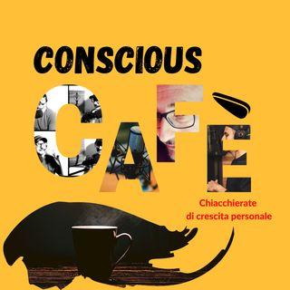 Conscious Cafè con Dino Scordino - Musica e Crescita personale