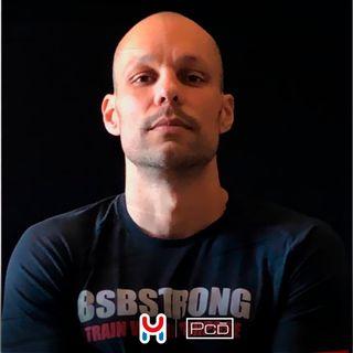 #042 - Entrevista com o Coach Bernardo Camargo, da BSB Strong
