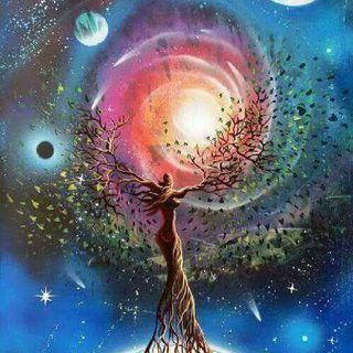 Buongiorno In Connessione Con Il Respiro Universale