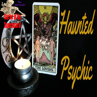 Haunted Psychic | Interview with Jen Devillier | Podcast