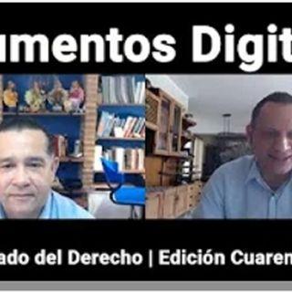 Documentos Digitales @RaymondOrta y Roberto Hung . Estado de Derecho - Cultura Juridica