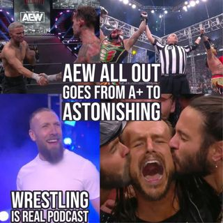 AEW All Out Goes from A+ to Astonishing KOP090621-638