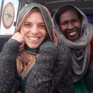 Giorgia, aiuto i bambini a nascere nelle zone di guerra ( di Anna Laura Bussa )