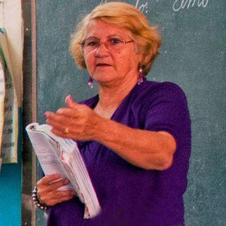 El buen maestro para Irma