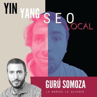 El Seo Local con el Gurú del Seo Local, el gran Sergio Somoza