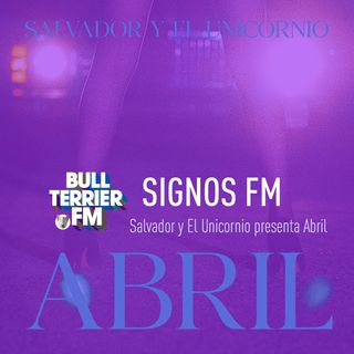"""Salvador y El Unicornio presenta """"Abril"""" - SignosFM"""