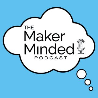 The Maker Minded 116: Chris Cunningham | Cunningham Wood Work