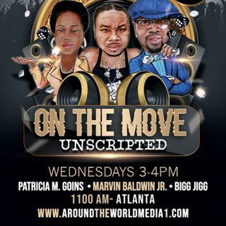 ON THE MOVE Interview with Sony-Orchard-ItsIloveMusic LLC Record Label Executive Marcus Randall,  and Universal artist Bigg Jigg