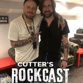 Rockcast 134 - Backstage with Sam Carter from Architects