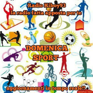 KIBOY93 - DOMENICA SPORT 26/01/2020