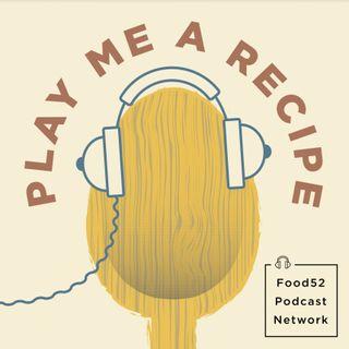 Play Me a Recipe: Amanda Hesser makes Peach Tart