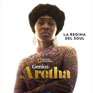 """""""Genius: Aretha"""", in streaming su Disney+ la serie biopic in 8 puntate dedicata ad Aretha Franklin. Parliamo poi di una sua hit del 1970..."""
