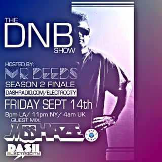 the DNB show S02E011 (guest mix Miss Haze)