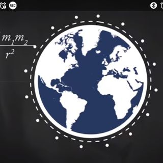 Flat Earth Map Shows Ice Wall. Episode 159 - Dark Skies News And information