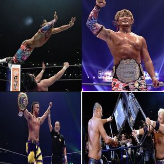 Recap of Wrestle Kingdom 13 \ Moving Forward