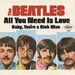 """All you need is love""- Historia de la canción"