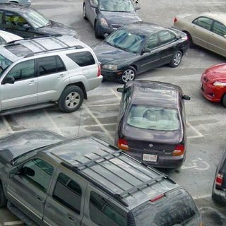 Where Has All The Parking Gone?