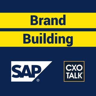 CMO Playbook: Brand Building with Alicia Tillman, CMO, SAP (CxOTalk)