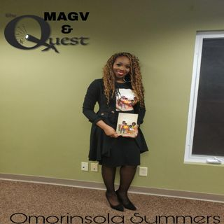 MAGV & Quest Nation. Omorinsola Summers. Spreaker