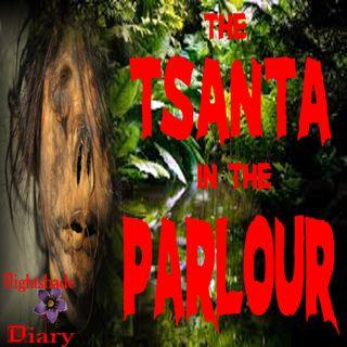 The Tsanta in the Parlour   Creepy Little Tale   Podcast