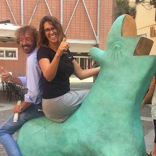 Café Bleu - Adottiamo Pegasus a Pinerolo! Intervista a Francesca Costarelli