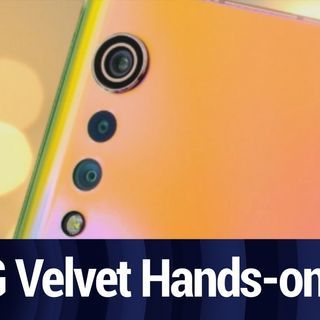 LG Velvet Hands-on: It Has Style, But Is That Enough? | TWiT Bits