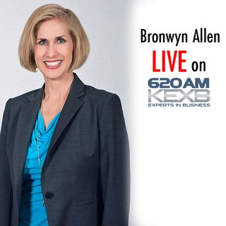 Bronwyn Allen on KEXB Experts in Business || 7/30/19