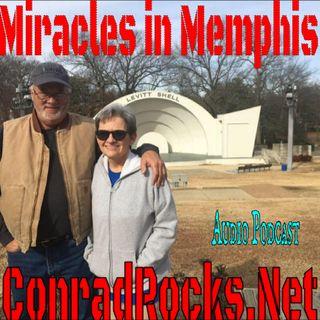 Miracles in Memphis -  Garry Nesbit Interview