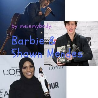 Shawn Mendes, Barbie & a song