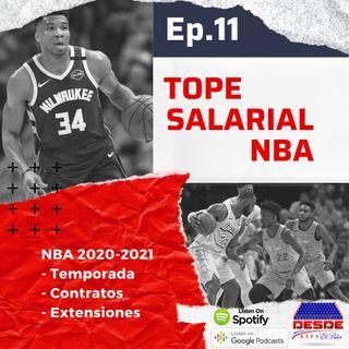 Episodio 11 - Tope Salarial