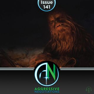 Issue 141: The Mighty Chewbacca