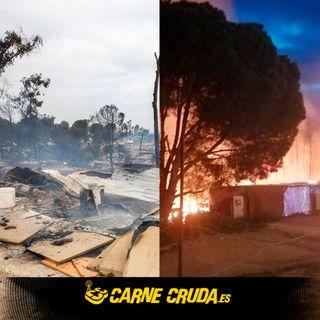 Carne Cruda - Gitanos y temporeras: los incendios que no vemos (#825)