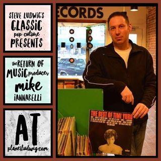 STEVE LUDWIG'S CLASSIC POP CULTURE # 99 (FOR REAL) ~ MIKE IANNARELLI CHRIS NUNLEY