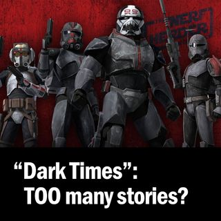 """Dark Times"" Stories: When Is It Too Many?"