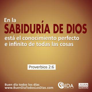 BUEN DÍA – LA SABIDURÍA DE DIOS