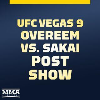 UFC Vegas 9 Post-Fight Show