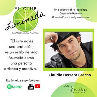 Episodio 47: Claudio Herrera, Risa, comedia y resiliencia