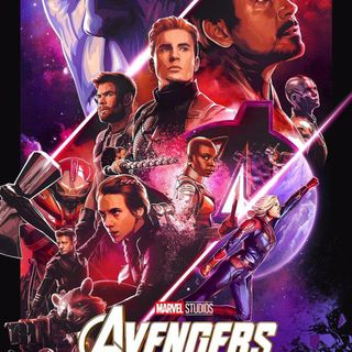 Ep. 59: (SPOILERS) Avengers: Endgame Review